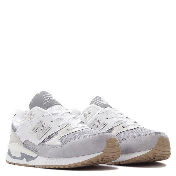 【EST S】New Balance W530AB 麂皮 網布 膠底 復古 慢跑鞋 女鞋 灰 G1018 1