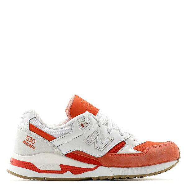 【EST S】New Balance W530AD 麂皮 網布 膠底 復古 慢跑鞋 女鞋 紅 G1018 0