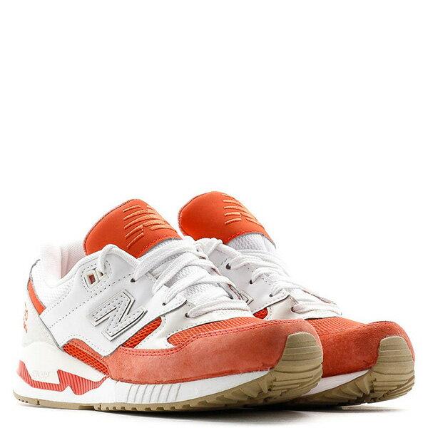 【EST S】New Balance W530AD 麂皮 網布 膠底 復古 慢跑鞋 女鞋 紅 G1018 1