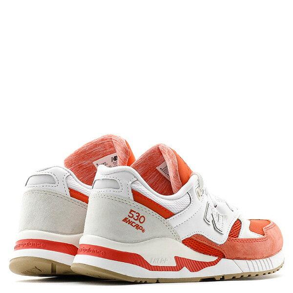 【EST S】New Balance W530AD 麂皮 網布 膠底 復古 慢跑鞋 女鞋 紅 G1018 2