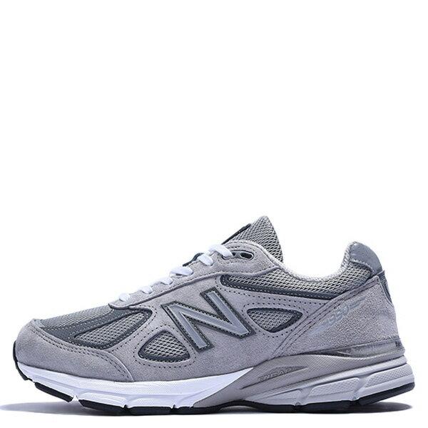 【EST S】New Balance W990GL4 美國製 高機能 總統慢跑鞋 女鞋 灰 G1018 0