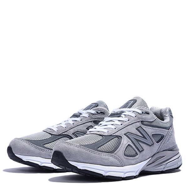 【EST S】New Balance W990GL4 美國製 高機能 總統慢跑鞋 女鞋 灰 G1018 1