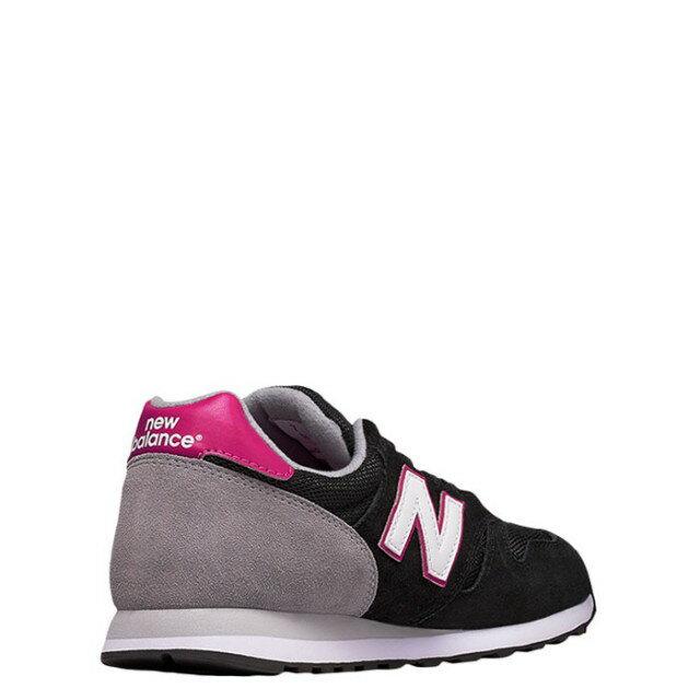【EST S】New Balance WL373PN 麂皮 網布 復古 慢跑鞋 女鞋 黑灰 G1018 2