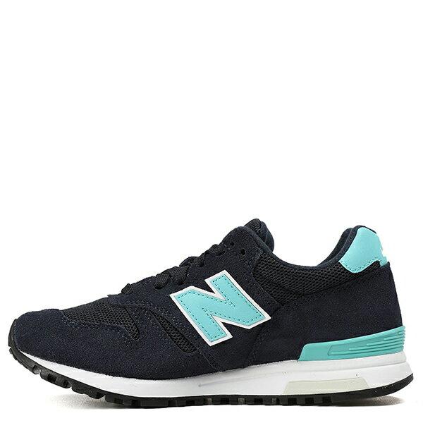 【EST S】New Balance WL565PN 麂皮復古 慢跑鞋 女鞋 B楦 藍綠 G1018 0