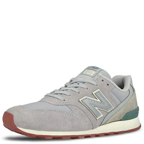 【EST S】New Balance Wr996CCa 麂皮復古 慢跑鞋 女鞋 灰綠卡其 G1018 2