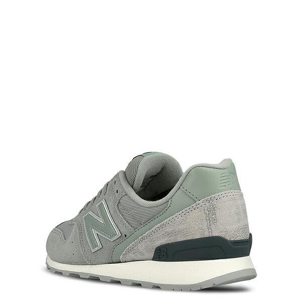 【EST S】New Balance Wr996CCC 麂皮復古 慢跑鞋 女鞋 綠 軍綠 灰 G1018 2