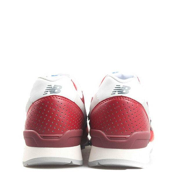 【EST S】New Balance WR996IA 麂皮 反光 復古 慢跑鞋 女鞋 紅 G1018 2