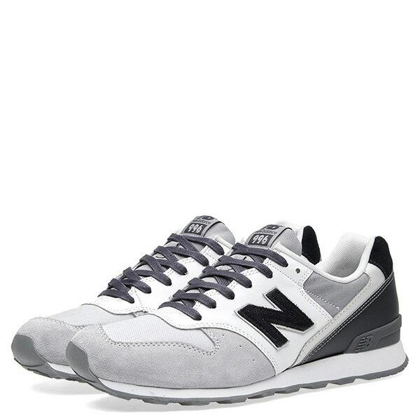 【EST S】New Balance Wr996Ib 麂皮 反光 復古 慢跑鞋 女鞋 灰 G1018 1