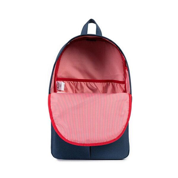 【EST】HERSCHEL PARKER 斜拉鍊 15吋電腦包 後背包 藍紅 [HS-0003-018] F0810 1