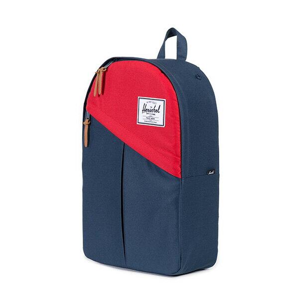 【EST】HERSCHEL PARKER 斜拉鍊 15吋電腦包 後背包 藍紅 [HS-0003-018] F0810 2