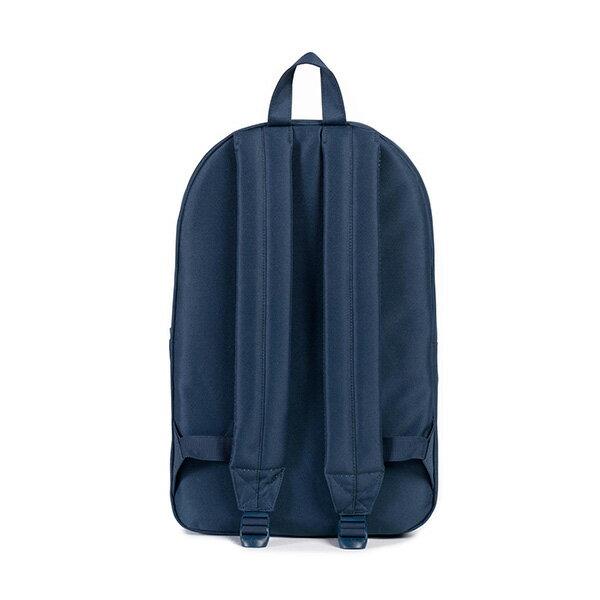 【EST】HERSCHEL PARKER 斜拉鍊 15吋電腦包 後背包 藍紅 [HS-0003-018] F0810 3