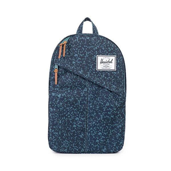 【EST】HERSCHEL PARKER 斜拉鍊 15吋電腦包 後背包 水波 藍 [HS-0003-751] F0810 0