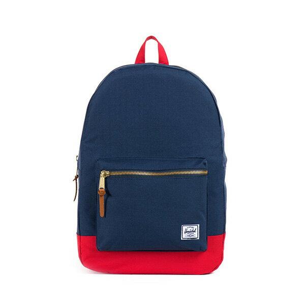 【EST】HERSCHEL SETTLEMENT 15吋電腦包 後背包 藍紅 [HS-0005-018] F0810 0