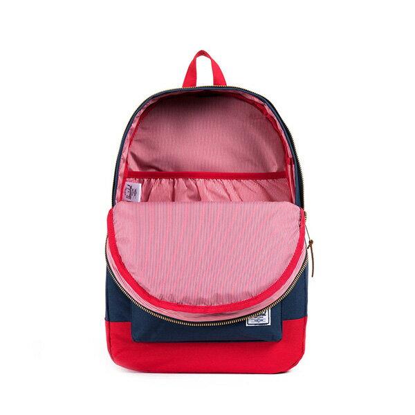【EST】HERSCHEL SETTLEMENT 15吋電腦包 後背包 藍紅 [HS-0005-018] F0810 1