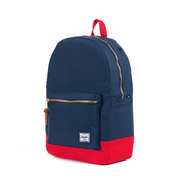 【EST】HERSCHEL SETTLEMENT 15吋電腦包 後背包 藍紅 [HS-0005-018] F0810 2