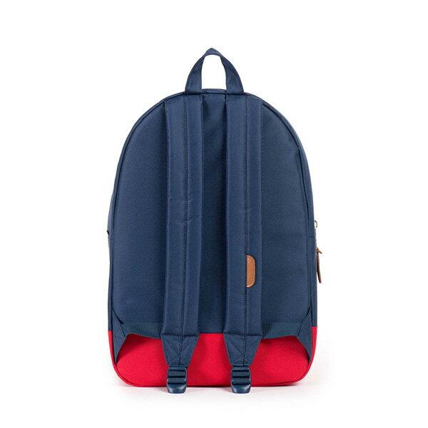 【EST】HERSCHEL SETTLEMENT 15吋電腦包 後背包 藍紅 [HS-0005-018] F0810 3