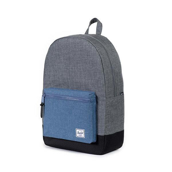 【EST】HERSCHEL SETTLEMENT 15吋電腦包 後背包 灰藍 [HS-0005-750] F0810 2