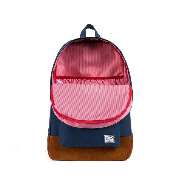 【EST】HERSCHEL HERITAGE 豬鼻 15吋電腦包 後背包 麂皮 藍 [HS-0007-625] F0810 1