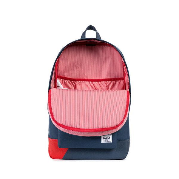 【EST】Herschel Heritage 豬鼻 15吋電腦包 後背包 拚色 藍紅 [HS-0007-764] F0810 1