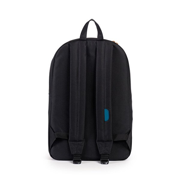 【EST】Herschel Heritage 豬鼻 15吋電腦包 後背包 拚色 黑藍 [HS-0007-869] F1019 3