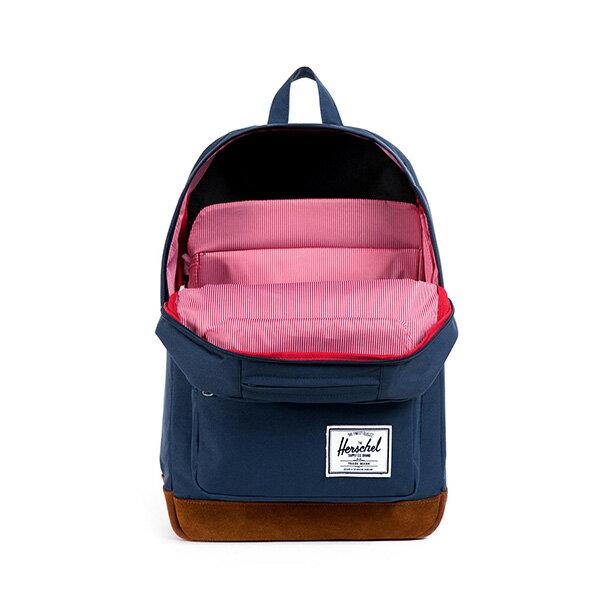 【EST】HERSCHEL POP QUIZ 15吋電腦包 後背包 麂皮 海軍藍 [HS-0011-199] F0810 1