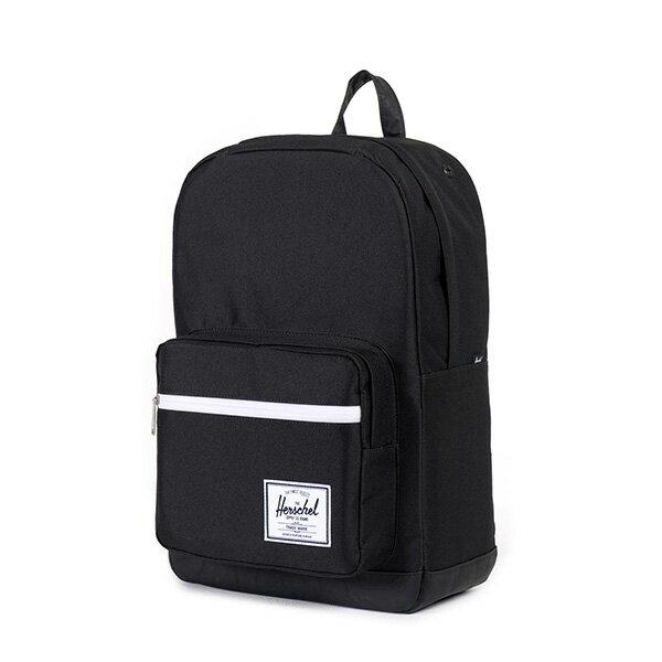 【EST】HERSCHEL POP QUIZ 15吋電腦包 後背包 黑 [HS-0011-535] F0810 2