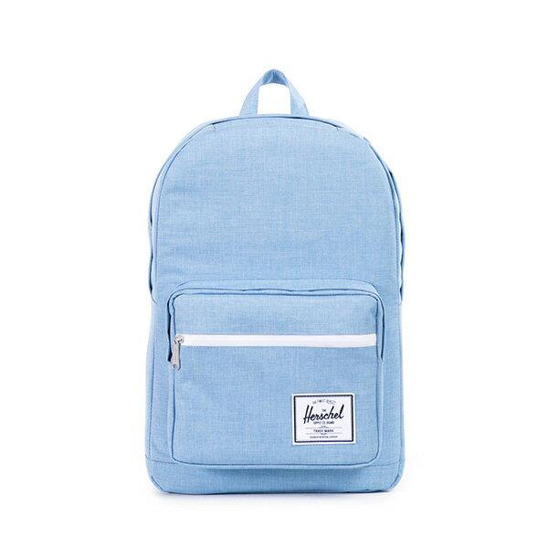 【EST】HERSCHEL POP QUIZ 15吋電腦包 後背包 淺藍 [HS-0011-574] F0810 0