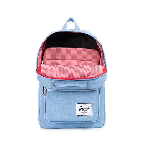 【EST】HERSCHEL POP QUIZ 15吋電腦包 後背包 淺藍 [HS-0011-574] F0810 1