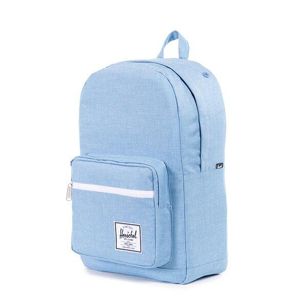 【EST】HERSCHEL POP QUIZ 15吋電腦包 後背包 淺藍 [HS-0011-574] F0810 2
