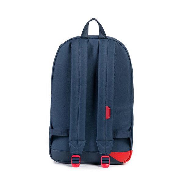 【EST】HERSCHEL POP QUIZ 15吋電腦包 後背包 拚色 藍紅 [HS-0011-764] F0810 3