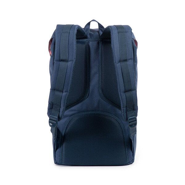 【EST】HERSCHEL LITTLE AMERICA 15吋電腦包 後背包 藍紅 [HS-0014-018] F0810 3