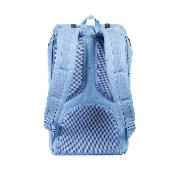【EST】Herschel Little America 15吋電腦包 後背包 點點 淺藍 [HS-0014-757] F0810 3