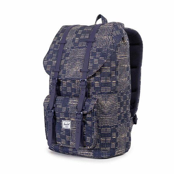 【EST】HERSCHEL LITTLE AMERICA 15吋電腦包 後背包 拼布 [HS-0014-865] F1019 2