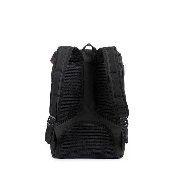 【EST】HERSCHEL LITTLE AMERICA MID 中款 13吋電腦包 後背包 黑 [HS-0020-535] F0810 3