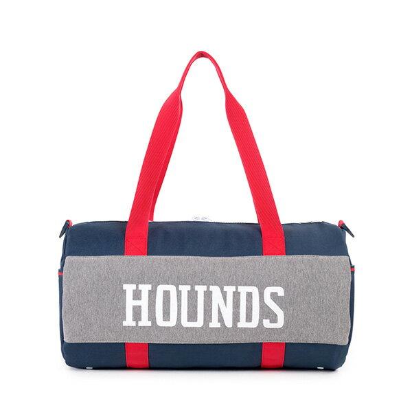 【EST】HERSCHEL SUTTON DUFFLE MID 中款 圓筒 肩背 手提袋 旅行包 藍紅 [HS-0024-725] F0810 2