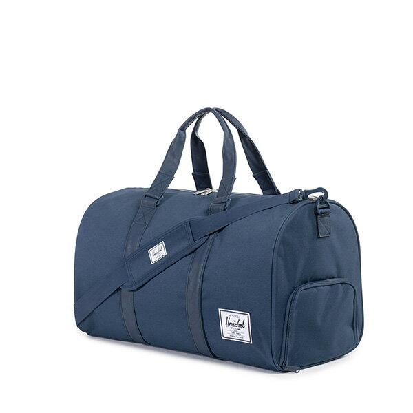 【EST】HERSCHEL NOVEL 圓筒 多功能 鞋箱 手提袋 旅行包 藍 [HS-0026-534] F0810 1