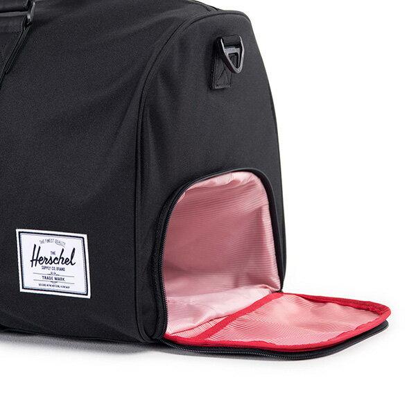 【EST】Herschel Novel 圓筒 多功能 鞋箱 手提袋 旅行袋 黑 [HS-0026-535] F0810 2