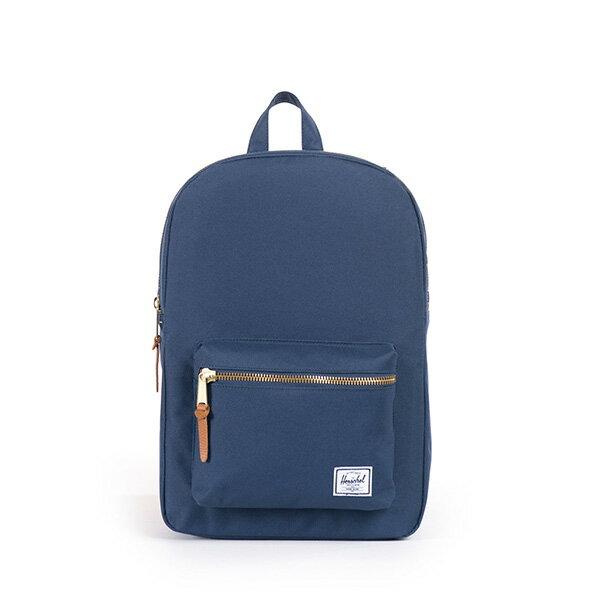 【EST】HERSCHEL SETTLEMENT MID 中款 13吋電腦包 後背包 藍 [HS-0033-007] F1019