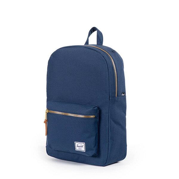 【EST】HERSCHEL SETTLEMENT MID 中款 13吋電腦包 後背包 藍 [HS-0033-007] F1019 2