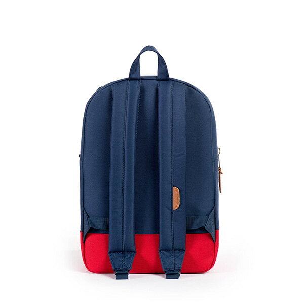 【EST】HERSCHEL SETTLEMENT MID 中款 13吋電腦包 後背包 藍紅 [HS-0033-018] F0810 3