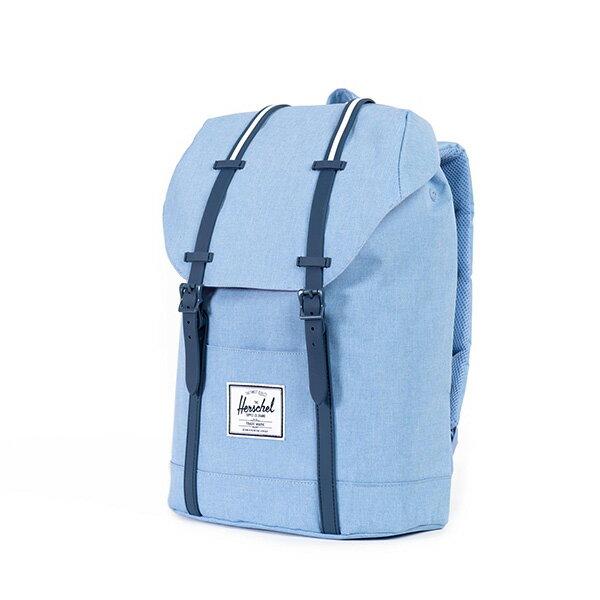 【EST】HERSCHEL RETREAT 15吋電腦包 後背包 淺藍 [HS-0066-730] F0810 2