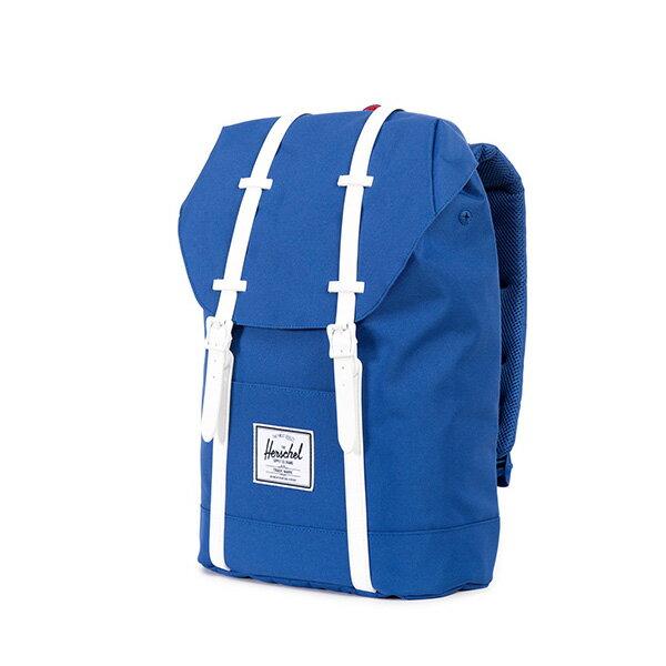 【EST】Herschel Retreat 15吋電腦包 後背包 寶藍 [HS-0066-762] F0810 2