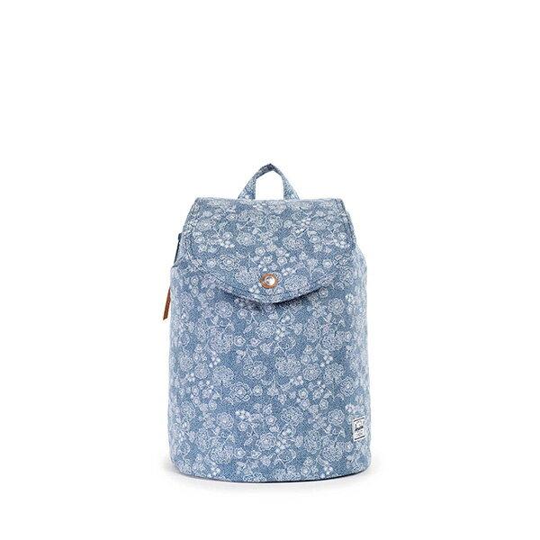 【EST】HERSCHEL WARE WMNS 女款 束口 扣式 後背包 印花 [HS-0213-874] F1019 0