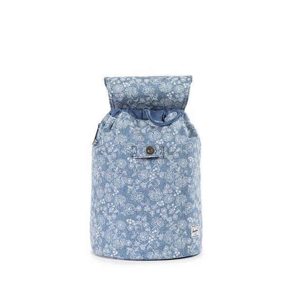 【EST】HERSCHEL WARE WMNS 女款 束口 扣式 後背包 印花 [HS-0213-874] F1019 1