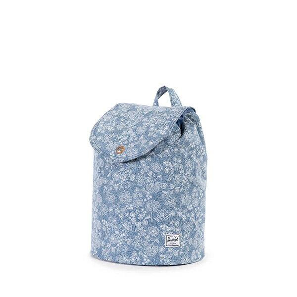 【EST】HERSCHEL WARE WMNS 女款 束口 扣式 後背包 印花 [HS-0213-874] F1019 2