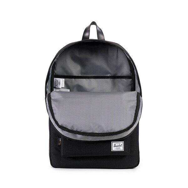 【EST】HERSCHEL WINLAW CORDURA 13吋電腦包 後背包 黑 [HS-0230-885] F1019 1