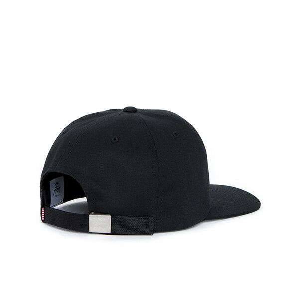 【EST】Herschel Albert 後調式 棒球帽 黑 [HS-1020-001] F0819 1