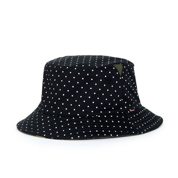 【EST】Herschel Lake 雙面 漁夫帽 點點 迷彩 S/L [HS-1025-080] F0819 1