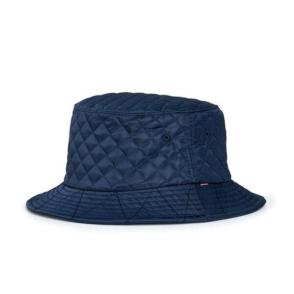 【EST】Herschel Lake Quilted 菱格紋 漁夫帽 深藍 [HS-1025-107] F1023 0