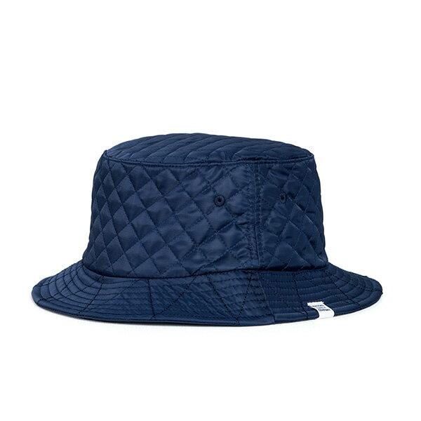 【EST】Herschel Lake Quilted 菱格紋 漁夫帽 深藍 [HS-1025-107] F1023 1